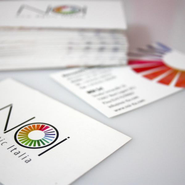 NOI business card